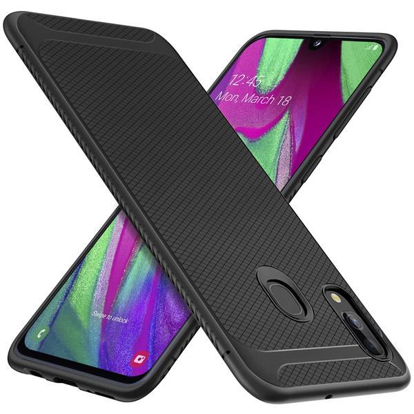 Migliori cover Samsung Galaxy A40: Custodia iBetter in gomma morbida