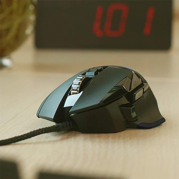 Migliori mouse per il gaming: Logitech G502 Hero