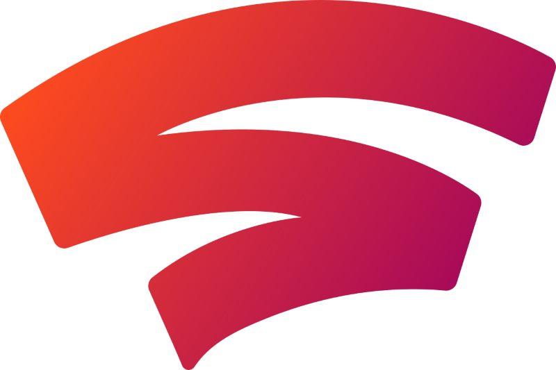 Il logo di Google Stadia