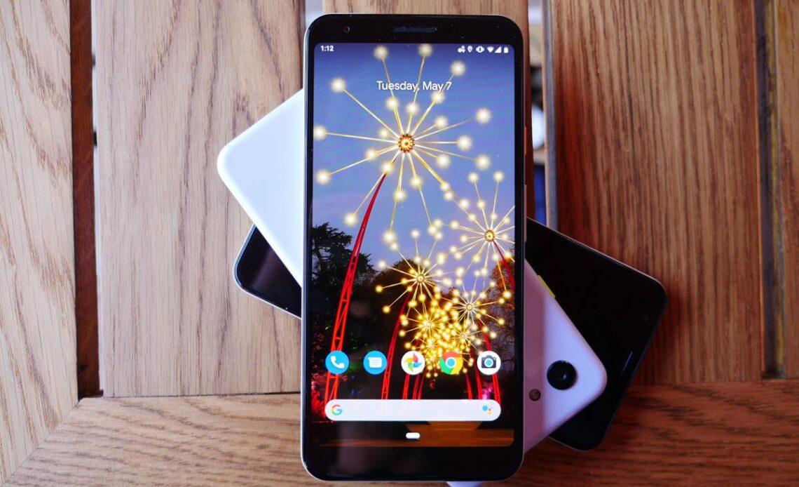 Screenshot Google Pixel 3a e 3a XL