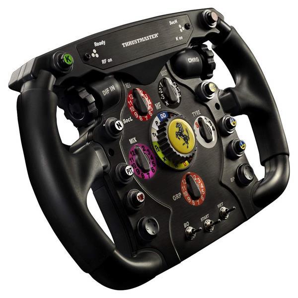 Migliori volanti gaming: Thrustmaster Volante F1 Wheel