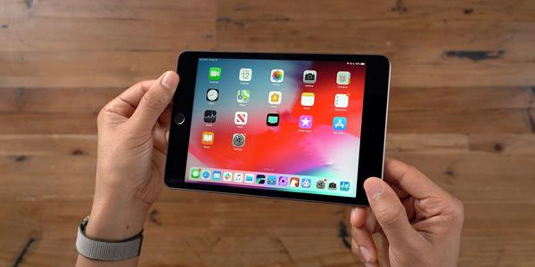 Recensione iPad mini 2019: Hardware