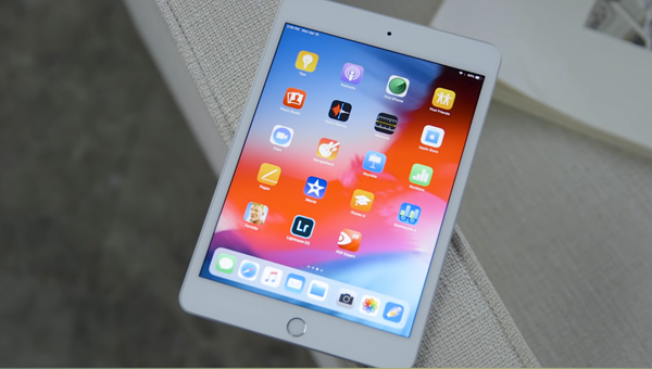 Recensione iPad mini 2019: Display