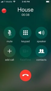 registrare chiamate