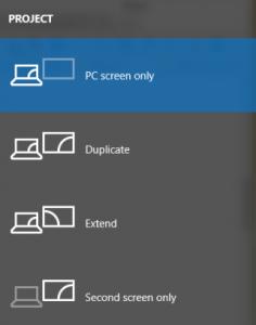 schermo