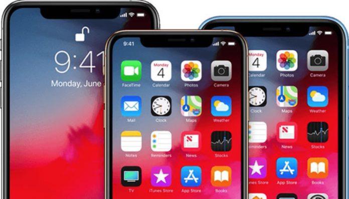 iphone 5G OLED