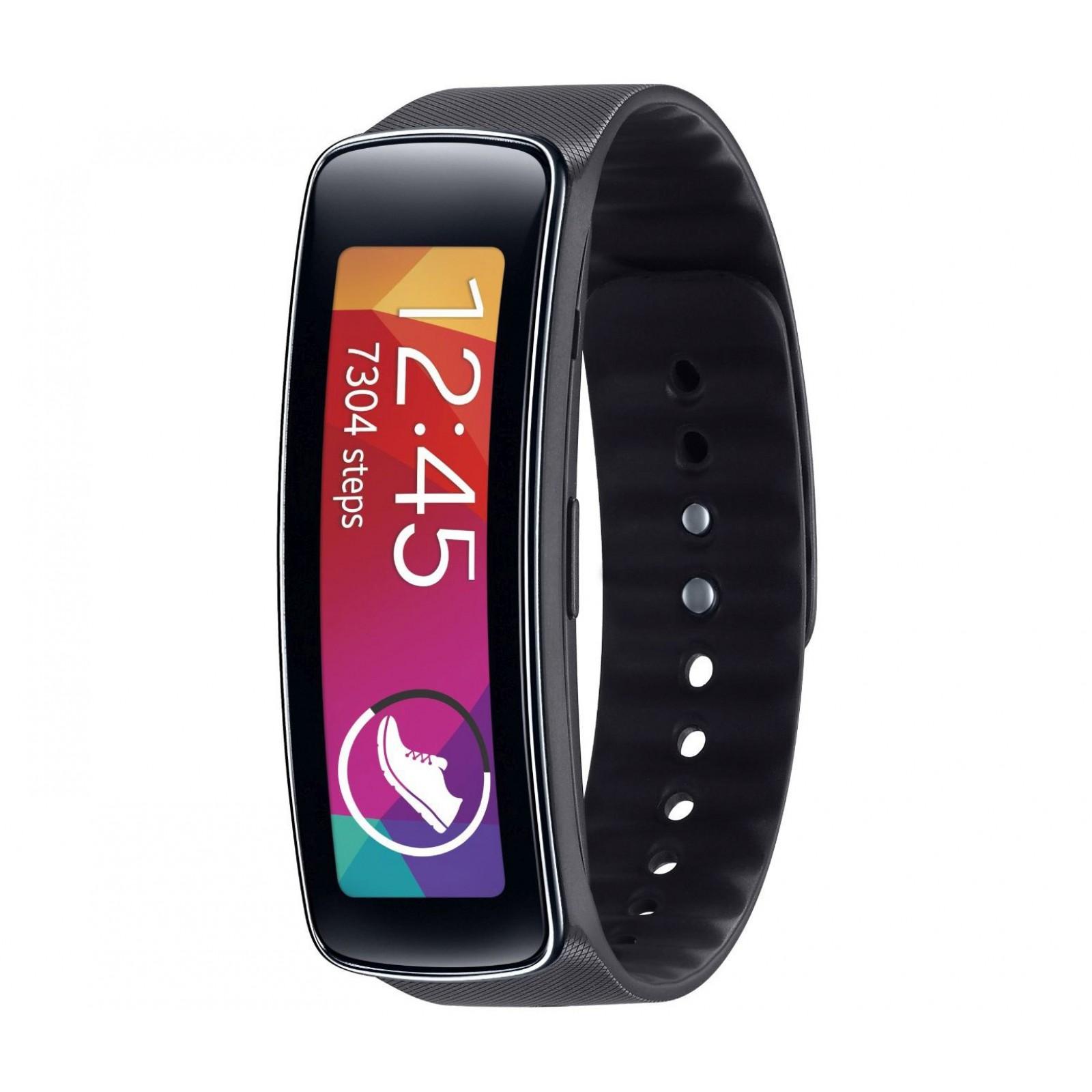 La foto di un Samsung Gear Fit