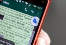 Come tradurre i messaggi di Whatspp e Messenger