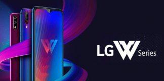 LG W10 W30