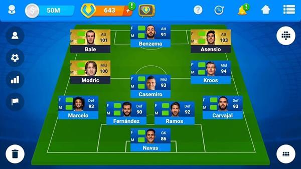 OSM – Online Soccer Manager