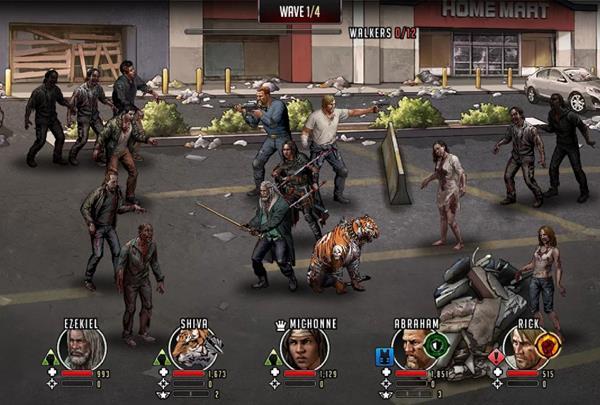 Walking Dead: Sopravvivenza