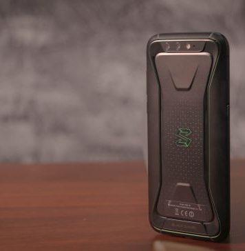 black shark 5G gaming phone