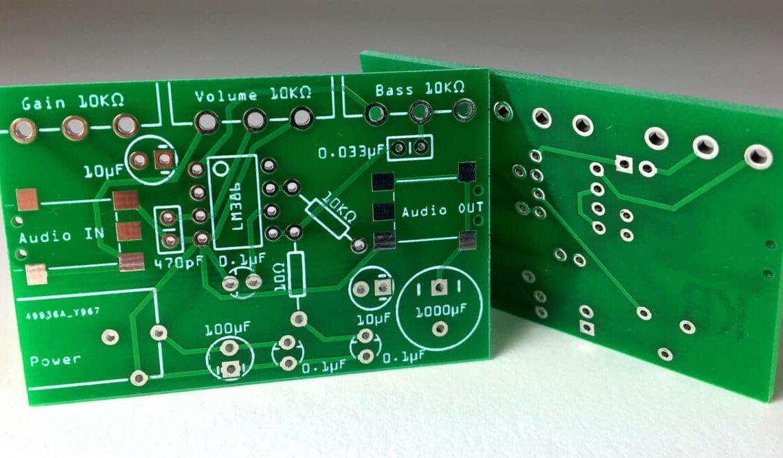 layout pcb altium designer