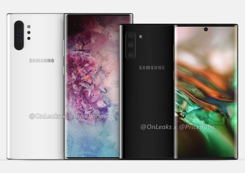 La differenza tra Samsung Galaxy Note 10 Pro e Galaxy Note 10
