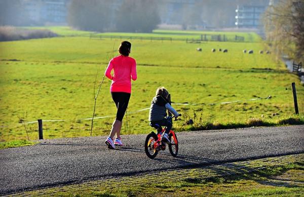 Corsa e benessere