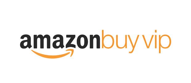 Il logo di Amazon BuyVip