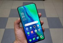 Come fare uno screenshot Oppo Reno 10x Zoom