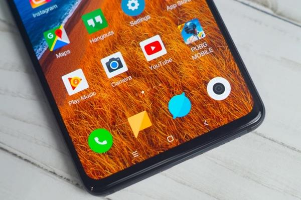 Software Xiaomi Redmi K20 Pro