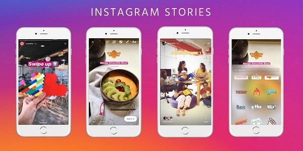 Consigli utili per le storie su Instagram