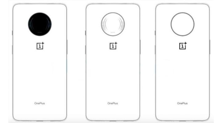 OnePlus 7T e 7T Pro render