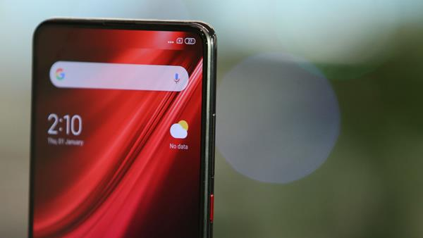 Come fare uno screenshot Xiaomi Redmi K20 Pro
