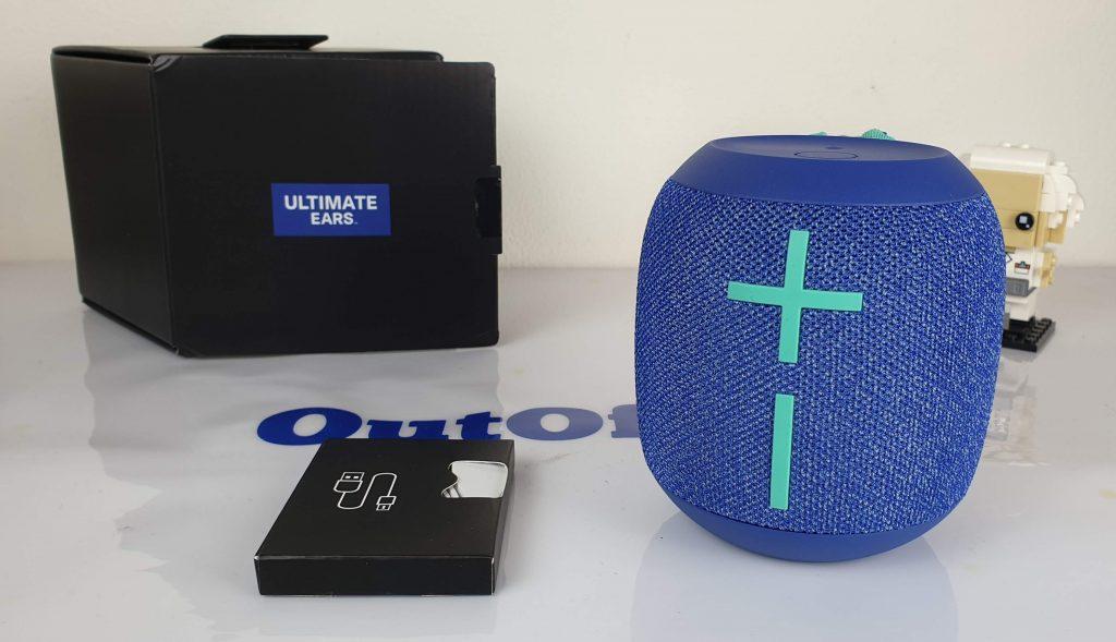 Ultimate Ears Wonderboom 2 - contenuto confezione