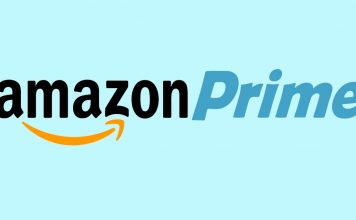 Il logo di Amazon Prime