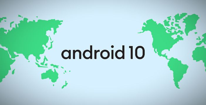 android 10 google