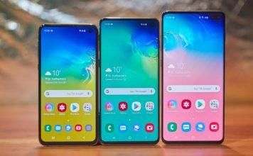 """Tutta la famiglia """"Samsung Galaxy S10"""""""