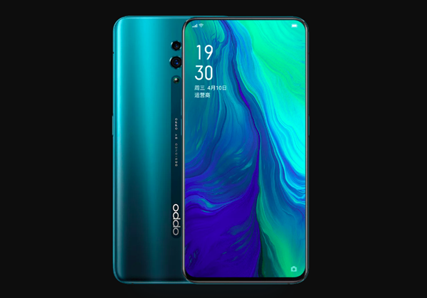 Display Oppo Reno 10x Zoom