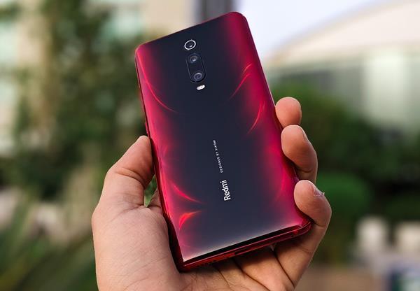Design Xiaomi Redmi K20 Pro