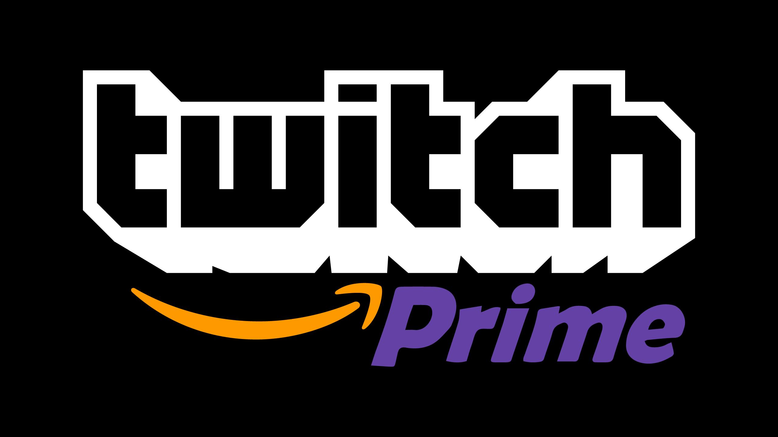 Il logo di Twitch Prime
