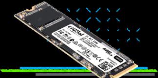Un SSD prodotto da Crucial
