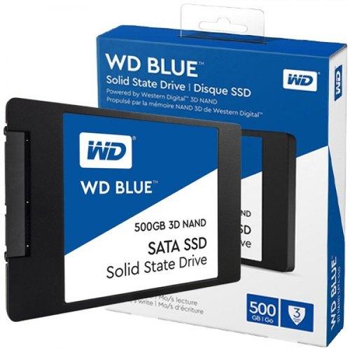 La foto di WD 3D Blue