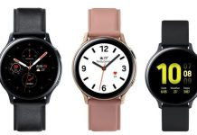 Galaxy Watch Active Camera Controller