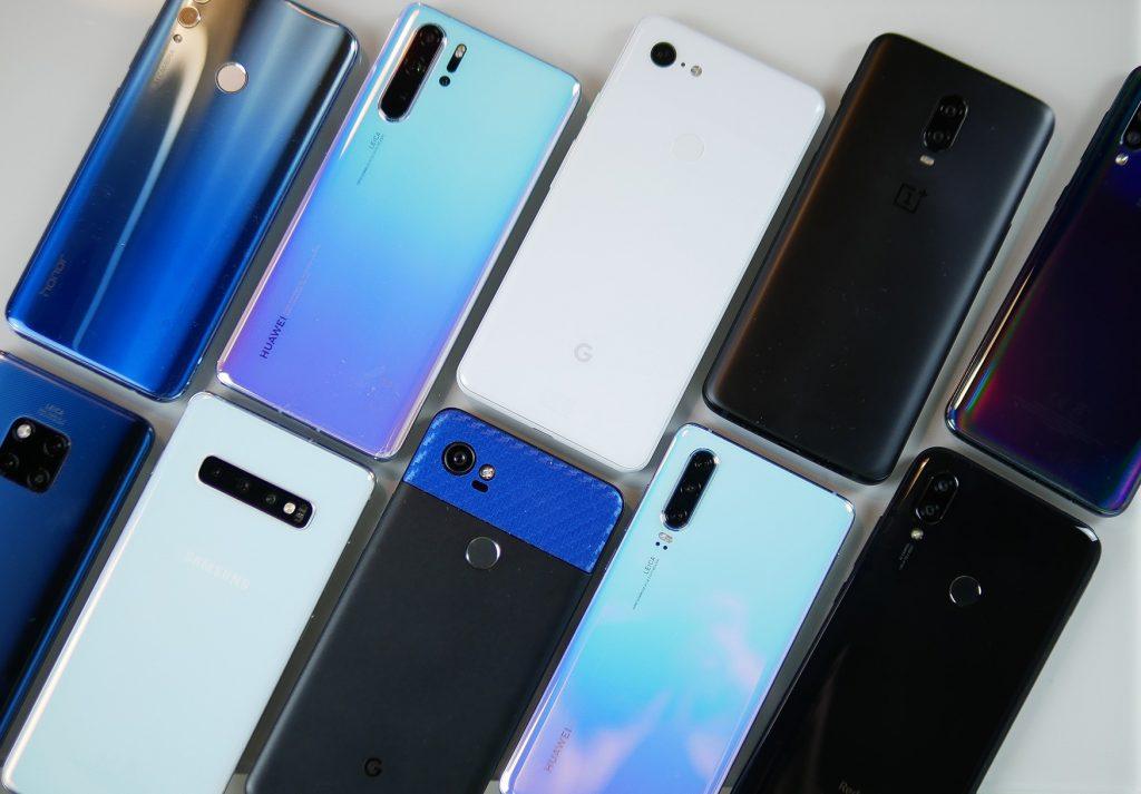migliori smartphone più venduti