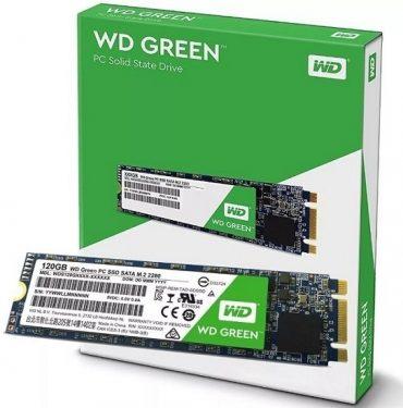 Un SSD Western Digital