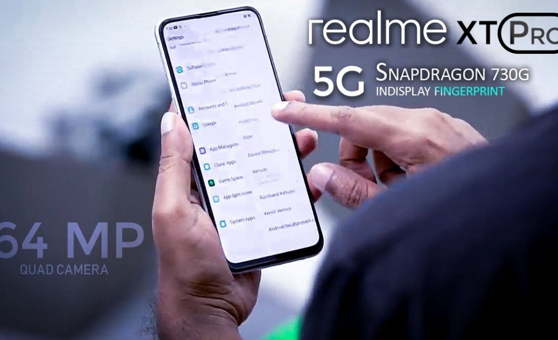 realme 5G