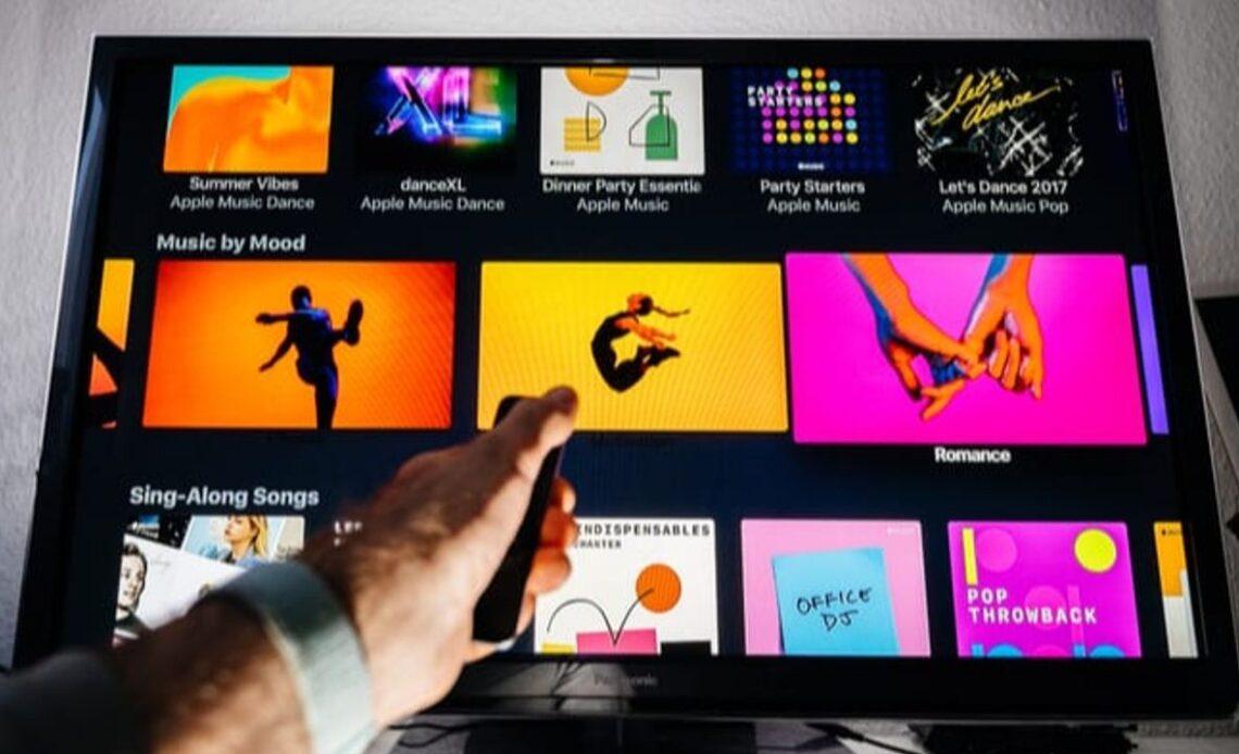 Amazon Music Apple TV
