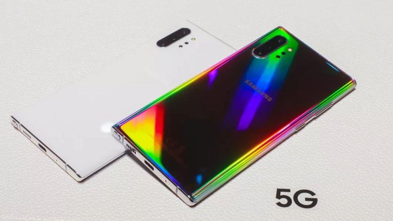 Galaxy Note 10+ 5G