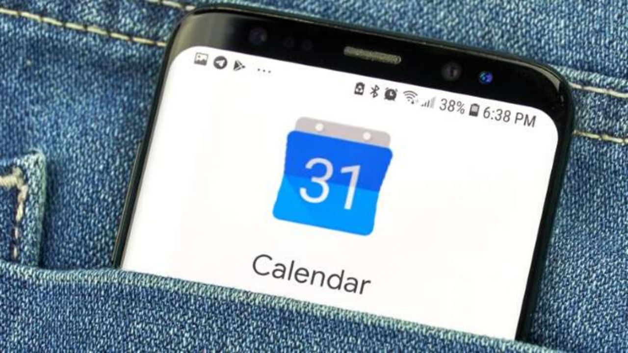 Google Calendar scorciatoia .new
