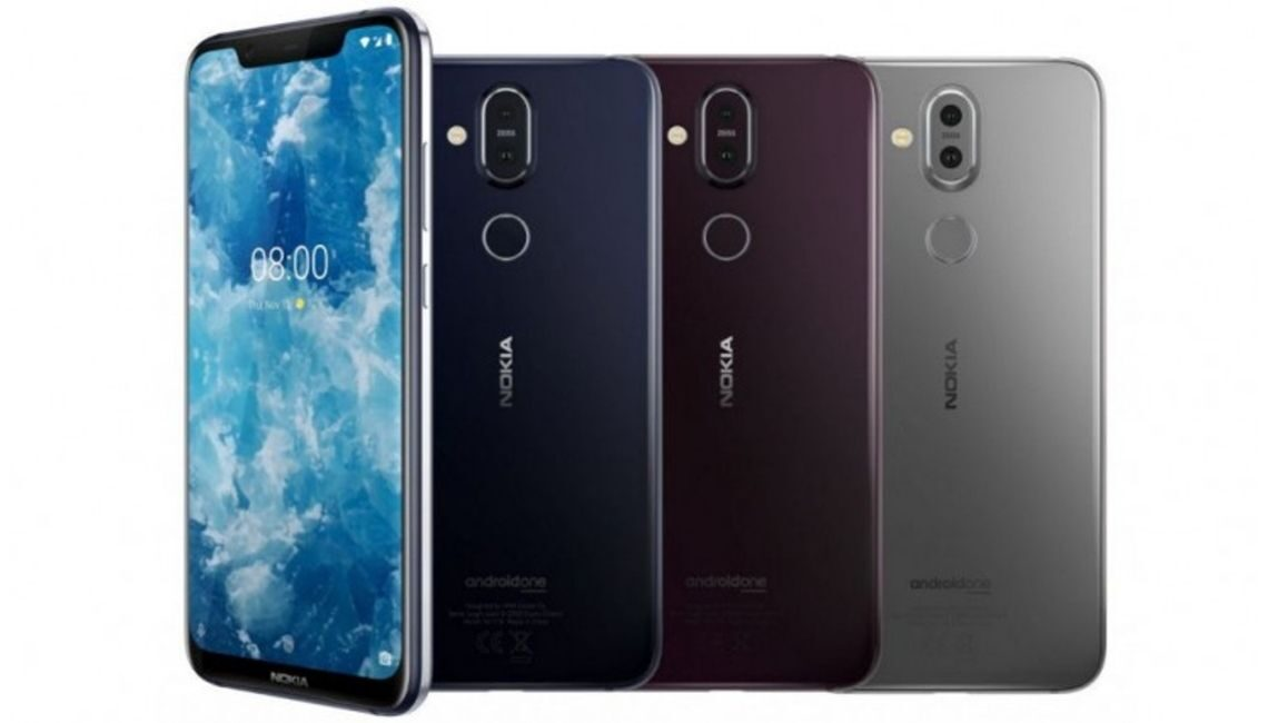 Nokia-8.1 Android-10