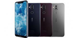 Nokia-8.1 Android-10
