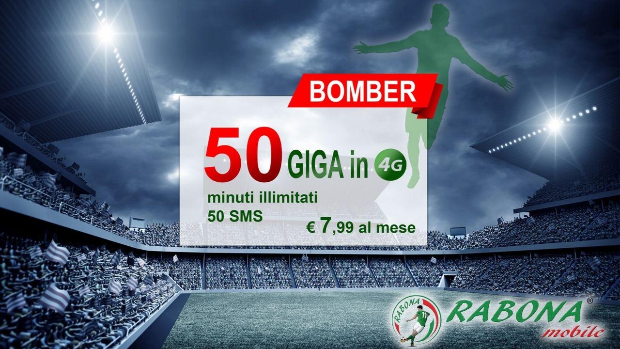 Rabona Mobile bomber