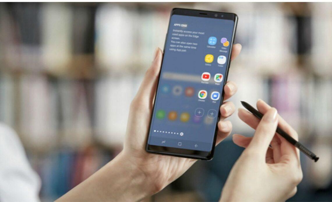 Galaxy Note 8 riceve la patch di sicurezza di ottobre