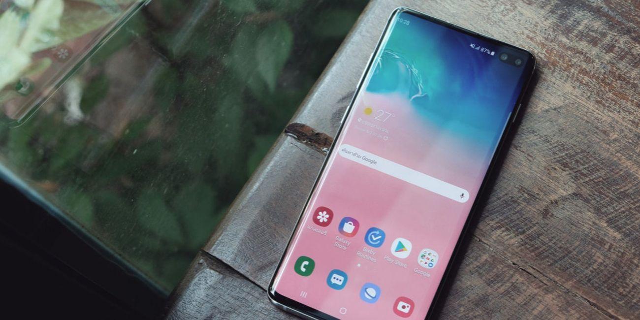 Samsung Galaxy S10 problema sicurezza  protezione per schermo economica