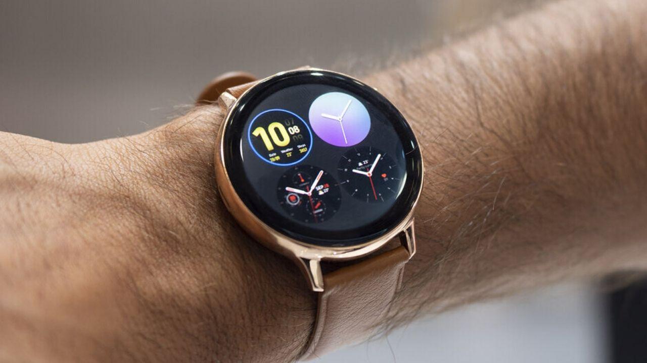 aggiornamento Samsung Galaxy Watch Active 2 risolve bug