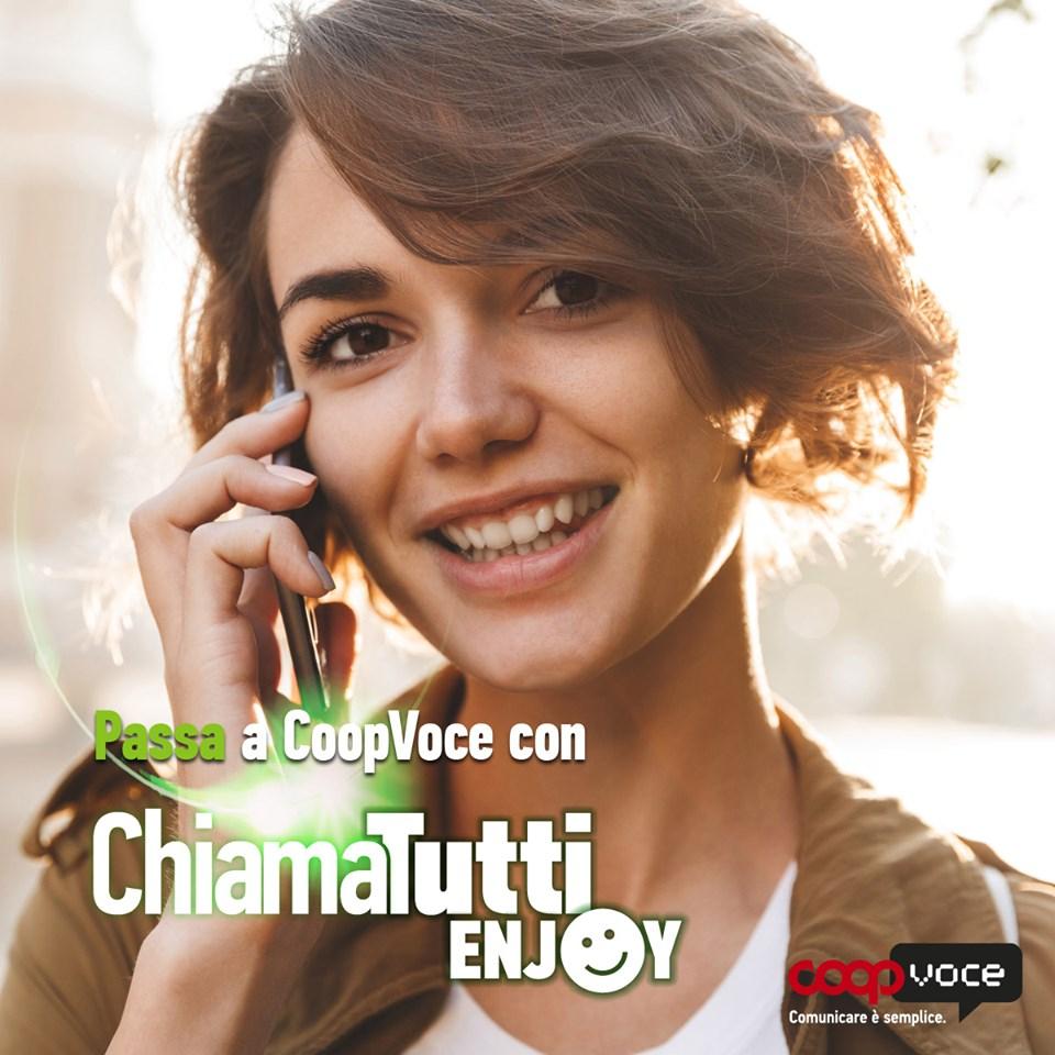 CoopVoce ChiamaTutti Enjoy: