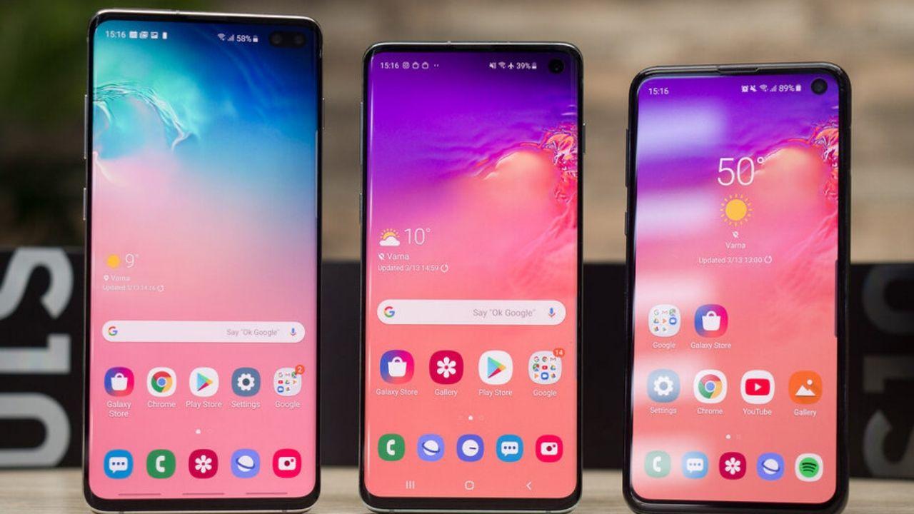 Samsung risolve il problema delle impronte digitali su Galaxy S10 e Note 10