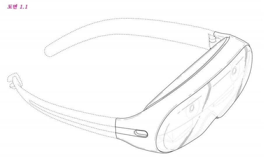 occhiali AR Samsung